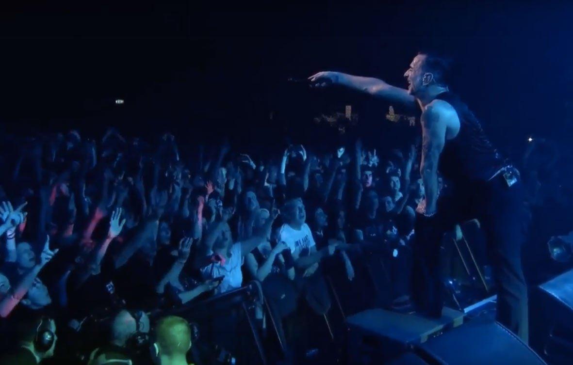 Depeche Mode Live Beim Bbc 6 Music Festival In Glasgow