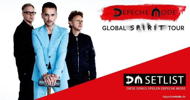 depeche mode setlist global spirit tour 2017 2018