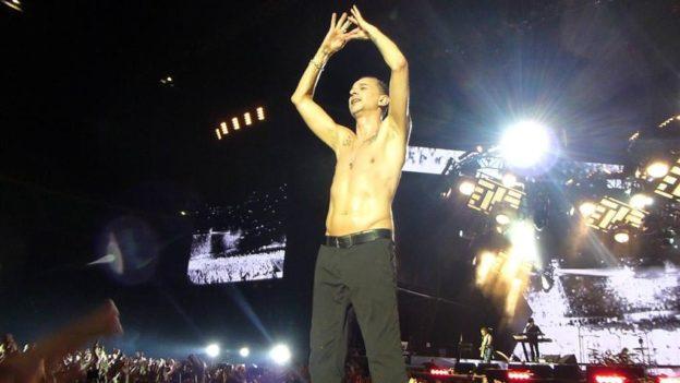 Depeche Mode Setlist Stockholm Friends Arena