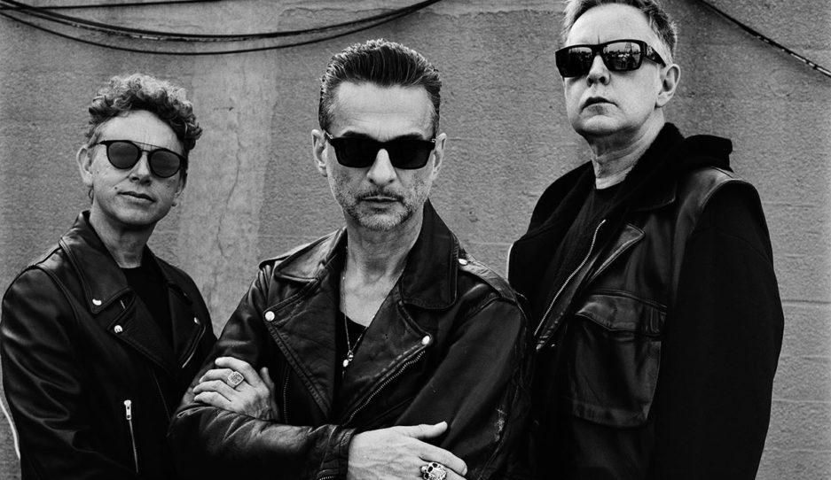 Depeche Mode kündigen Festival-Auftritte im Sommer an