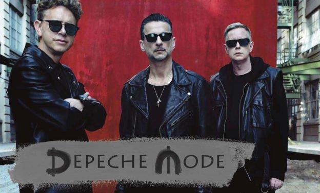 Depeche Mode Global Spirit Tour  May
