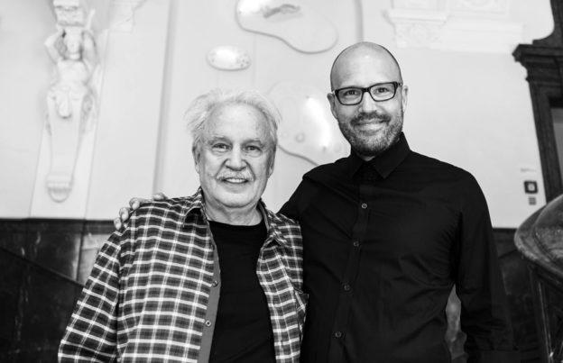 Giorgio Moroder Als Gast Auf Neuem Schiller Album