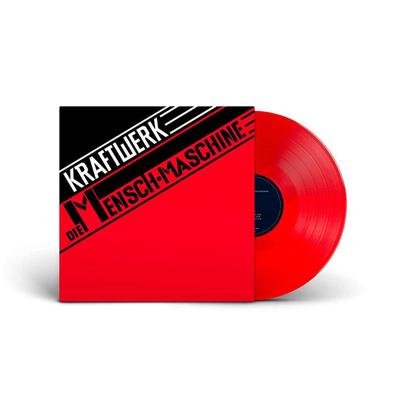 Kraftwerk - Mensch Maschine (Vinyl)