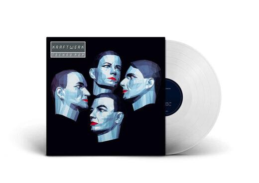 Kraftwerk - Techno Pop (Vinyl)