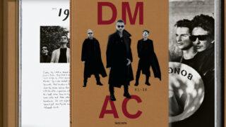 Depeche Mode by Anton Corbijn - Bildband AC DM