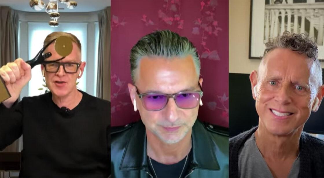 Depeche Mode - Rock Hall Induction