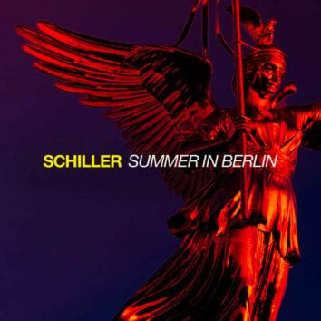 """Cover von """"Schiller - Summer in Berlin"""""""