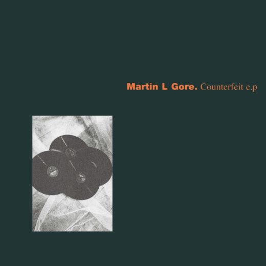 "Albumcover von ""Martin Gore: Counterfeit"""