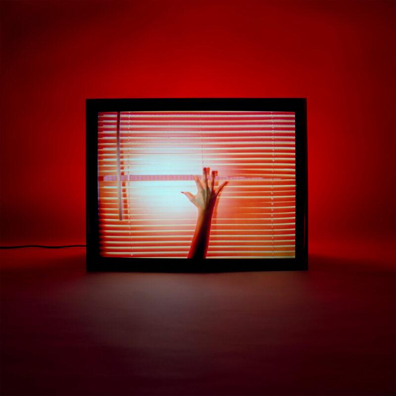 "Albumcover von ""Chvrches: Screen Violence"""