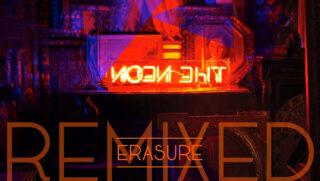 "Albumcover zu ""Erasure - The Neon Remixed"""