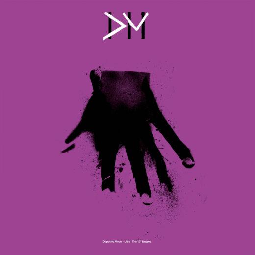 """Albumcover von """"Depeche Mode: ULTRA - The 12""""-Singles"""""""