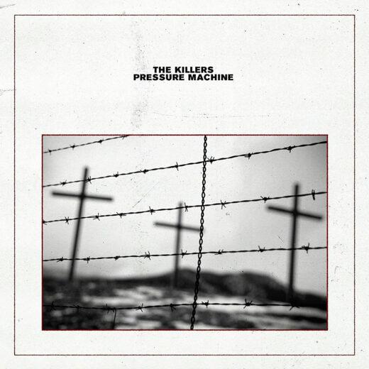 """Albumcover von """"The Killers - Pressure Machine"""""""