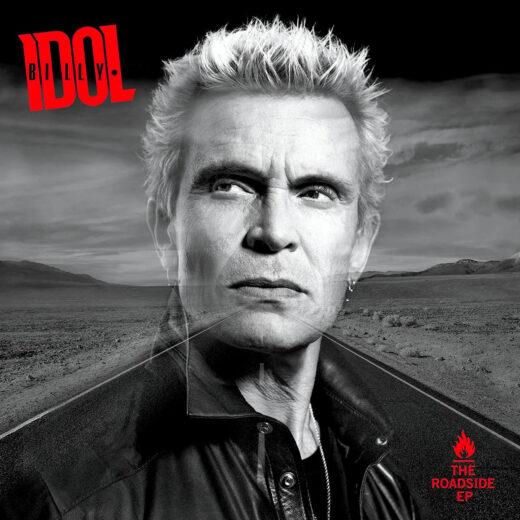 "Albumcover von ""Billy Idol - The Roadside (EP)"""