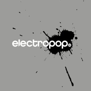 "Albumcover von Various ""Artists - Electropop.20"""