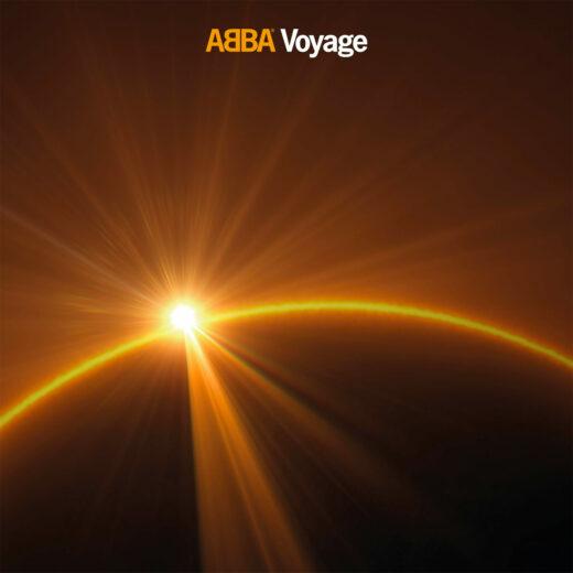 """Albumcover von """"Abba - Voyage"""""""