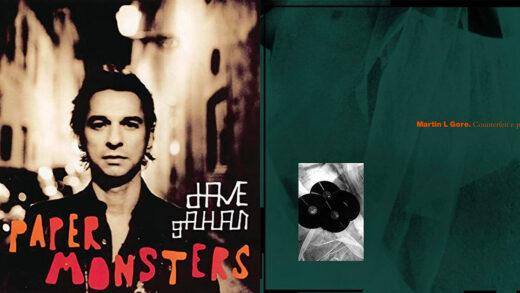 """Symbolbild zu """"Paper Monsters und Counterfeit auf 180g Vinyl"""""""