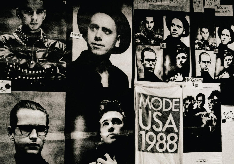 """Albumcover von """"Depeche Mode: 101 Blu-ray"""""""
