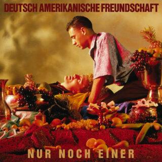 Albumcover von DAF - Nur noch einer