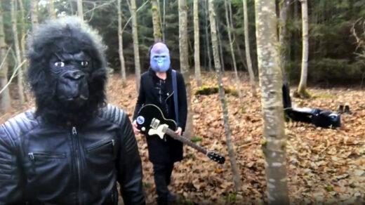 "Screenshot aus dem Video von Janosch Moldau zum Song ""Light for me"""